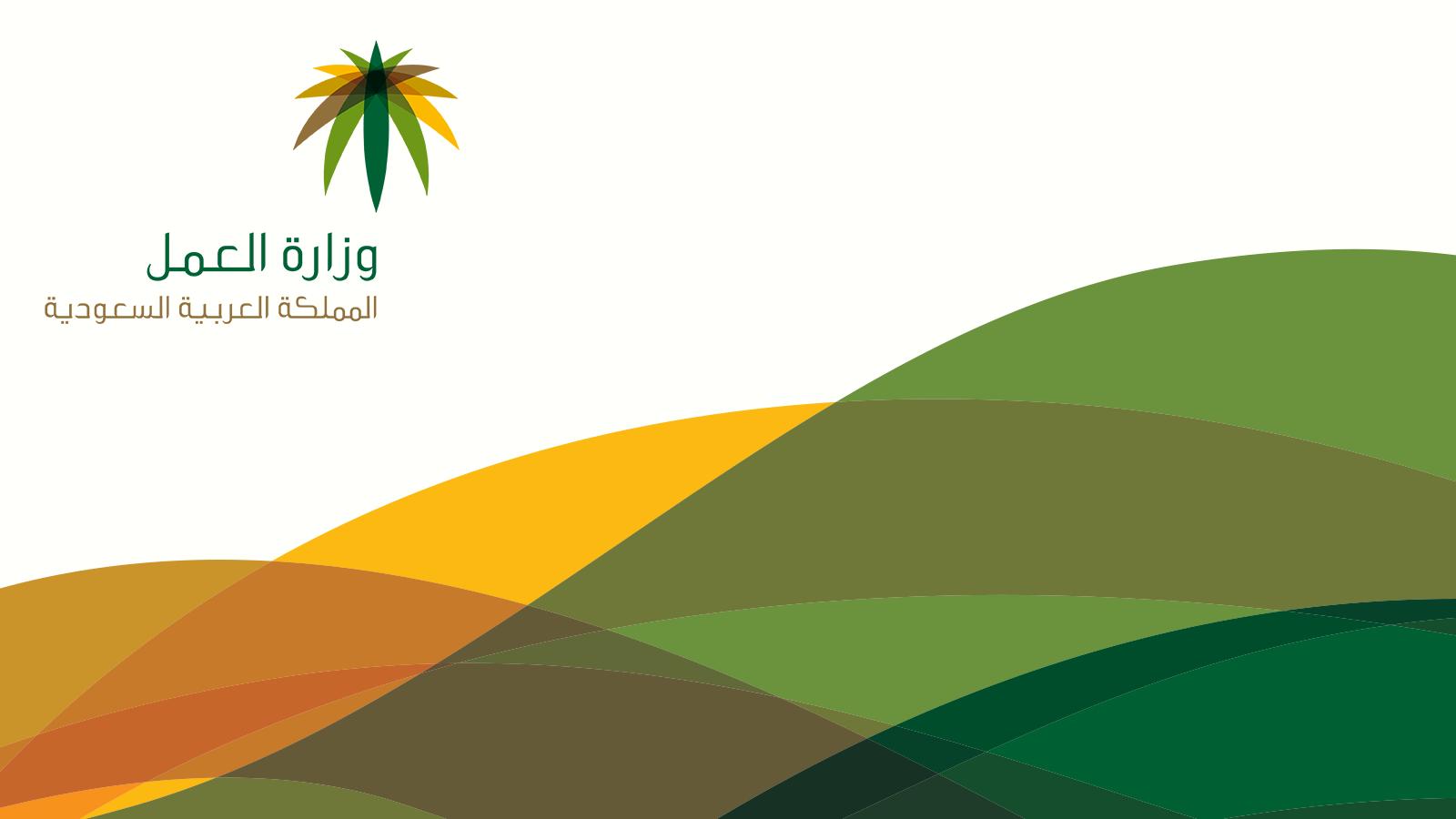 نتيجة بحث الصور عن وزارة العمل السعودية
