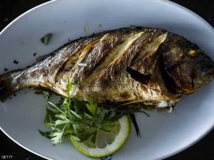 السمك مفيد للراغبات بالحمل